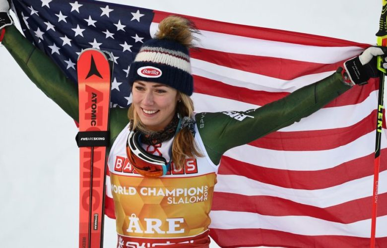 Le Sport au Féminin : les mondieux de ski alpin