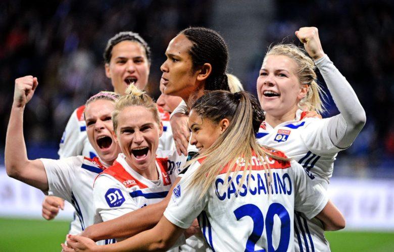 L'Olympique Lyonnais Féminin