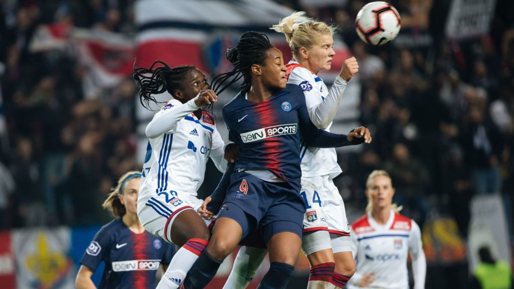 Olympique Lyonnais-Paris Saint-Germain