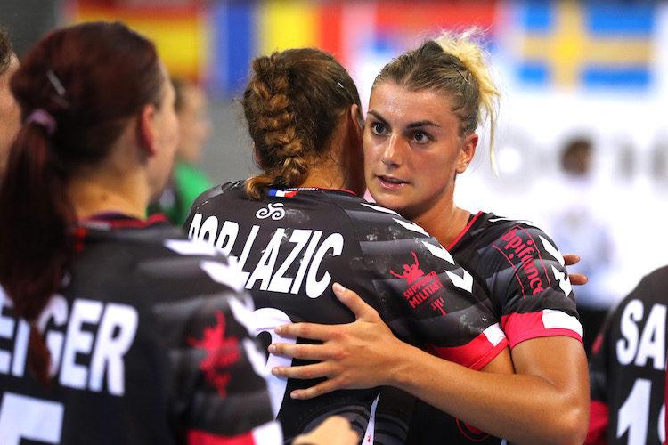 Maud-Eva Copy rejoint le Metz Handball