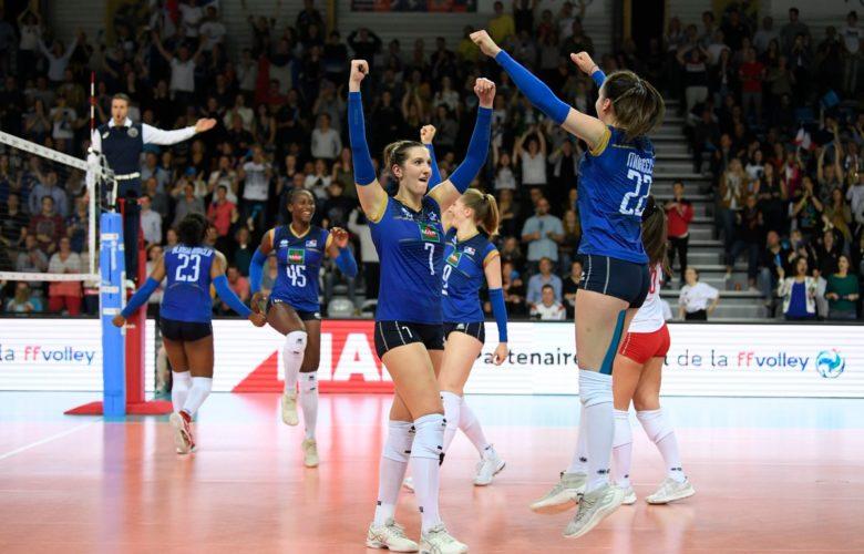 Équipe de France féminine de volley-ball