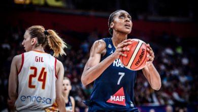 Équipe de France de basket-ball féminin