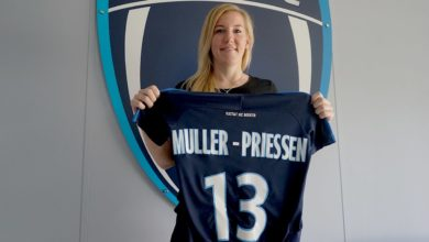 Muller Priessen au Paris FC