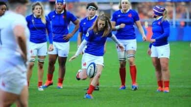 Équipe de France de rugby féminin