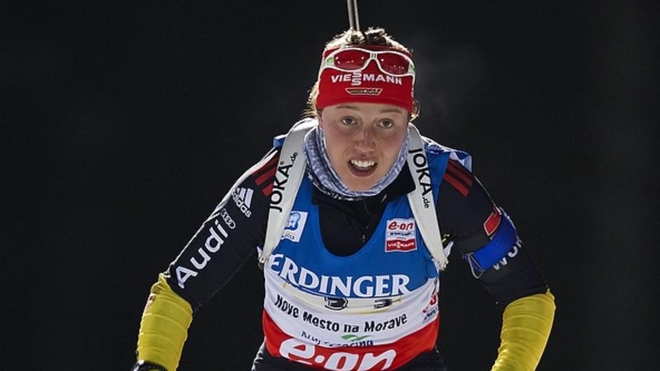 Laura Dahlmeier 2021