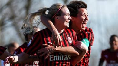 AC Milan - Calcio Femminile - Italie