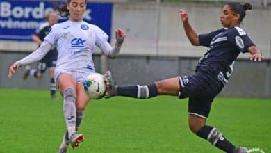 ASJ Souaix - Girondines de Bordeaux