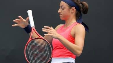 Caroline Garcia battue par Fiona Ferro à Saint-Petersbourg