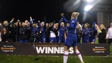 Chelsea Continental League Cup