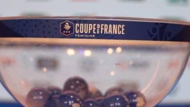 Les affiches des demi-finales de la Coupe de France