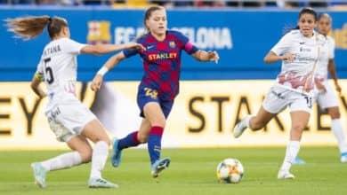 FC Barcelone - Logrono