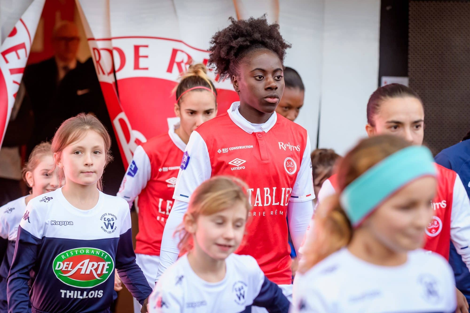 D1 Arkema : L'interview décalé avec ... Bénédicte Simon (Stade de ...
