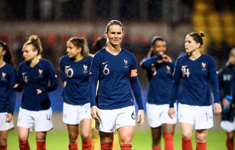 Equipe de France de football féminin