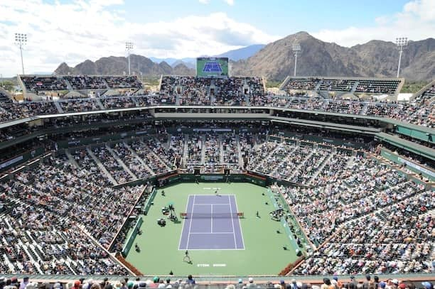 Indian Wells annulé