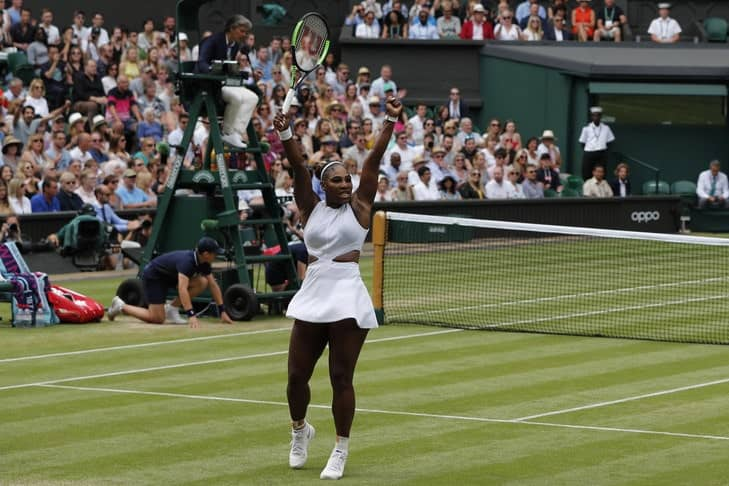 Serena Williams (Wimbledon)