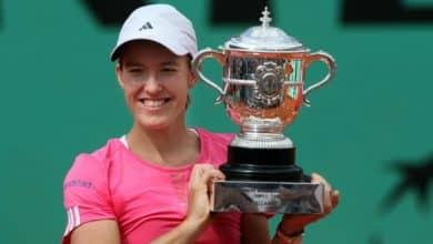 Justine Henin, Roland-Garros 2003.