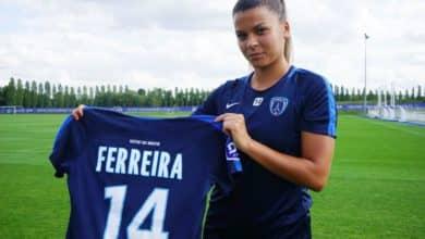 Cindy Ferreira (Paris FC)