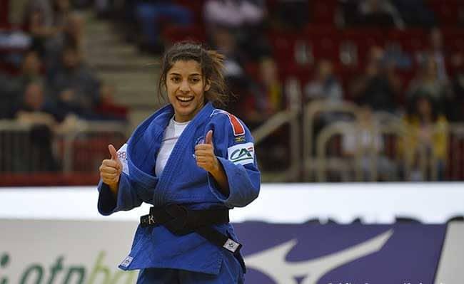 Shirine Boukli