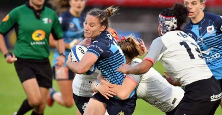 Rugby Élite 1 Féminine (MRC-Stade Toulousain)