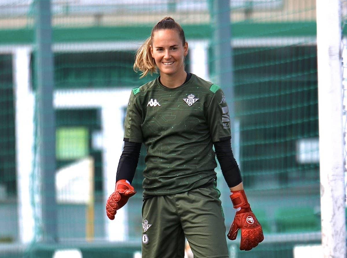 Méline Gérard (Bétis Séville) rêverait d'entraîner l'OL un jour – Le Sport au Féminin