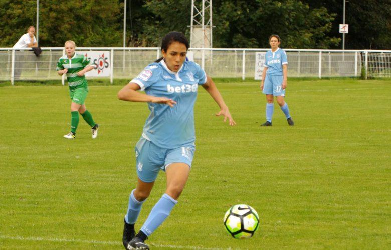 Sarah Essam (Stoke City)