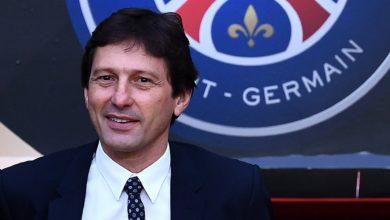 Leonardo, directeur sportif du PSG