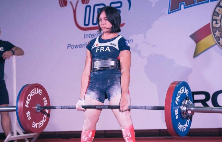 Noémie Allabert : « Mon prochain objectif : un podium mondial en – 52 kilos »