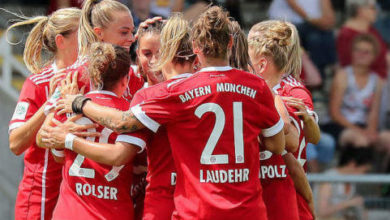 Frauen Bundesliga : Le Bayern Munich s'impose facilement à Potsdam