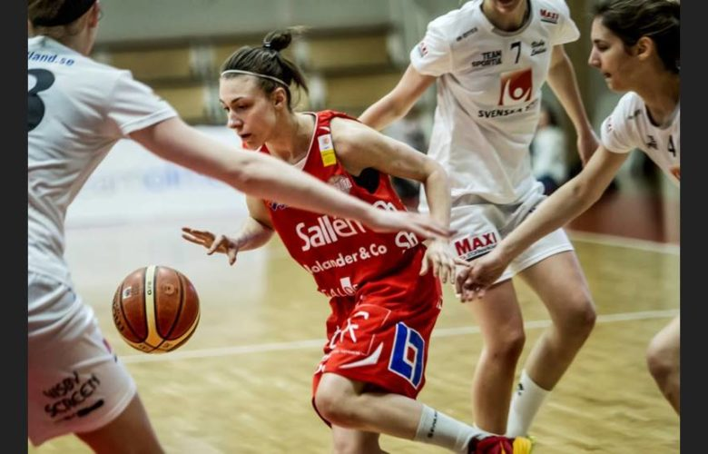 Matea Tavic s'engage avec Saint-Amand