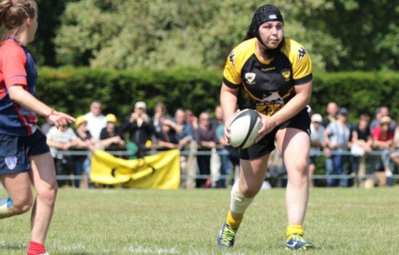 Alexia Cerenys est la première joueuse de rugby transgenre en première division.