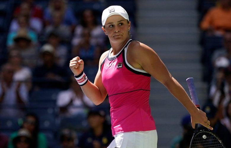 Barty - WTA - Classement