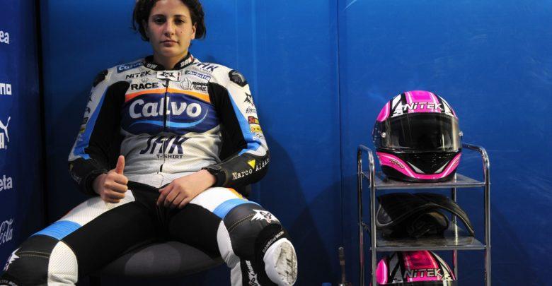 Ana Carrasco, Espagne, moto, superbike
