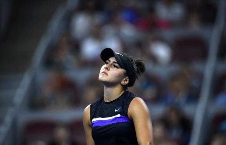 Bianca Andrescuu, tennis, Canada, WTA
