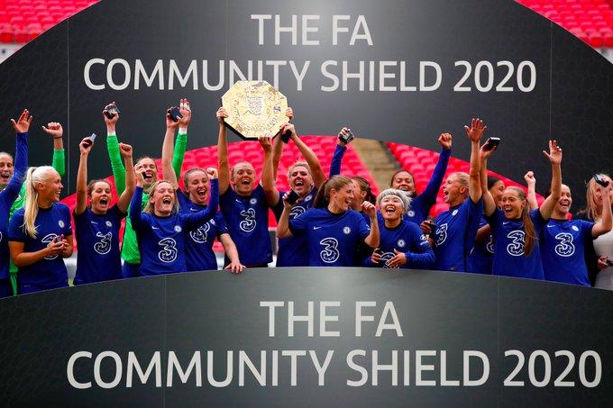 Community Shield Chelsea