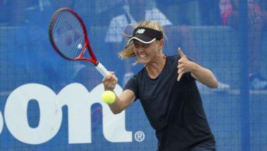 Fiona Ferro, tennis WTA France