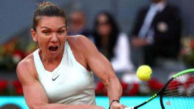 Simona Halep tennis WTA