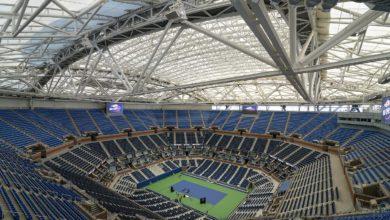US Open, Stade Arthur Ashe, tennis, New York
