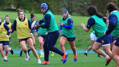 Equipe de France féminine de rugby