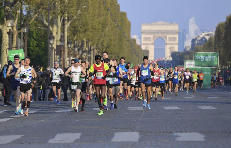 Marathon de Paris, athlétisme
