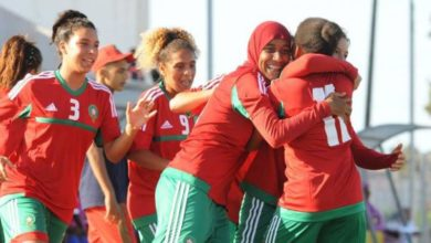 Football Equipe Nationale du Maroc