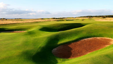 Muirfield, golf, Ecosse