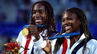 Venus et Serena Williams, WTA, tennis, J.O