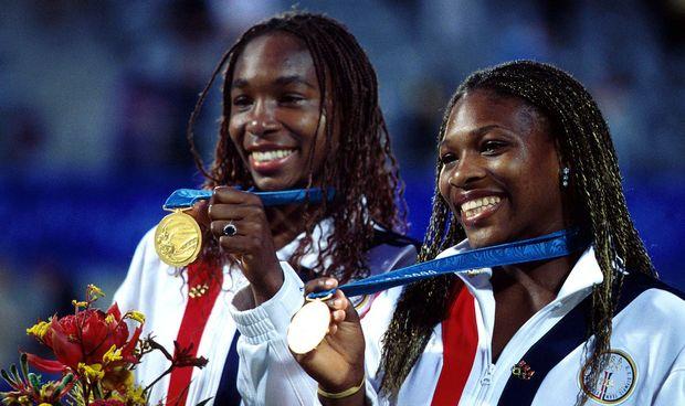 Venus et Serena Williams, WTA, tennis, J.O