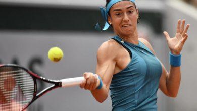Caroline Garcia, Roland Garros