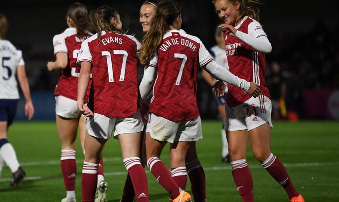Arsenal-Womens-FA Cup