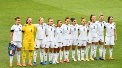 Italie-Bosnie-Euro-Football-Féminin