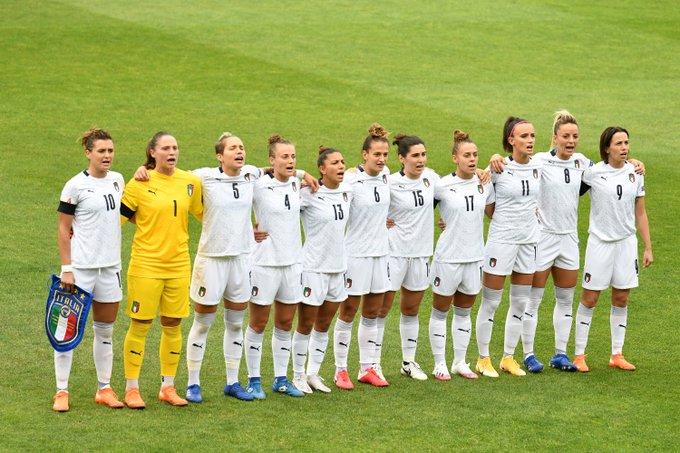 Italie-Bosnie-Euro-Football-Féminin