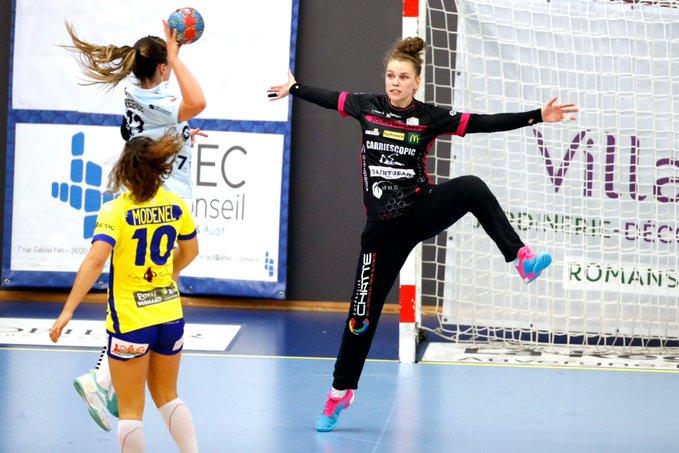 Camille Depuiset - Bleues - Handball Féminin