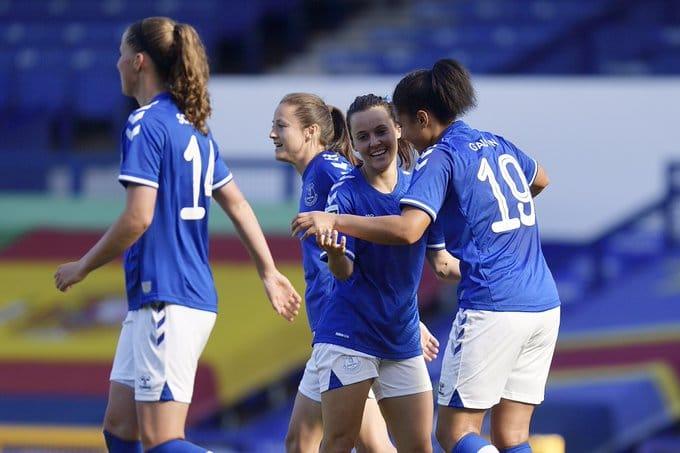 Everton - Chelsea - Women's FA Cup