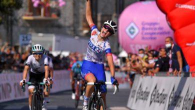 Evita Muzic Tour d'Italie 2020